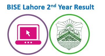 BISE Lahore Board Inter Part 2 Result 2021