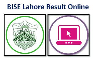 BISE Lahore Board Result Online 2021