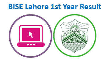Bise lahore 1st year result 2020 (Supplementary & Annual)