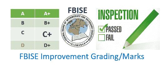 FBISE Improvement 2020
