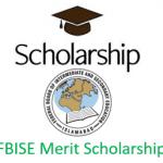 FBISE Merit Scholarship 2020