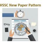 FBISE New Paper Pattern HSSC 2021