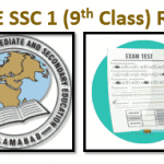 FBISE SSC 1 (9th Class) Result 2021