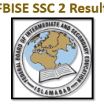 FBISE SSC 2 Result 20020