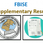 FBISE Supplementary Result 2020