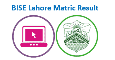 Lahore Board Matric 2020