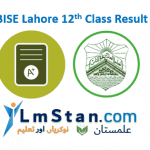 BISE Lahore 12th Class Result 2021
