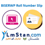 Rawalpindi Board Roll Number Slip 2020 @slips.biserawalpindi.edu.pk