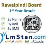 Rawalpindi Board 1st Year Result 2021 (Class 11th / Inter Part 1)