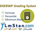 Rawalpindi Board Grading System 2021