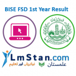 Faisalabad Board 1st Year Result 2020