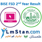 BISE FSD 2nd Year Result 2020