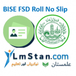 BISE FSD Roll No Slip 2020 Regular & Private Candidates