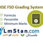 BISE FSD Grading Scheme & Passing Marks