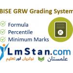 BISE Gujranwala Grading System