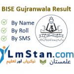 BISE Gujranwala Board Result 2021