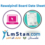 Rawalpindi Board Date Sheet 2021