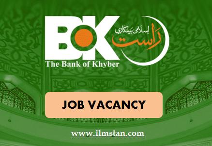 Bank of Khyber (BOK)