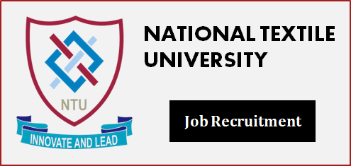NTU Professor Recruitment 2020