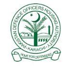 Defence Housing Authority Karachi