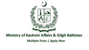 Ministry of Kashmir Affairs & Gilgit Baltistan