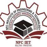 NFC Institute of Engineering & Technology Multan