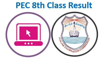 8th Class Result 2021
