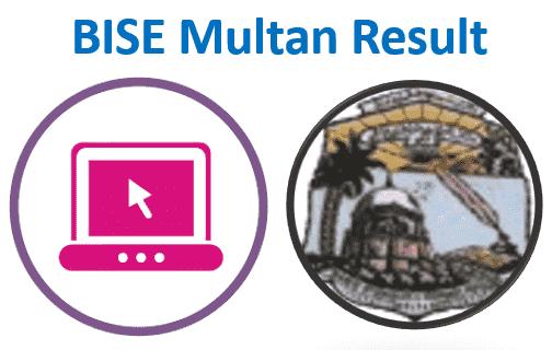 BISE Multan Result 2021