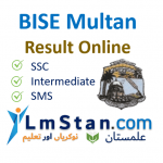 BISE Multan Result 2021 web.bisemultan.edu.pk