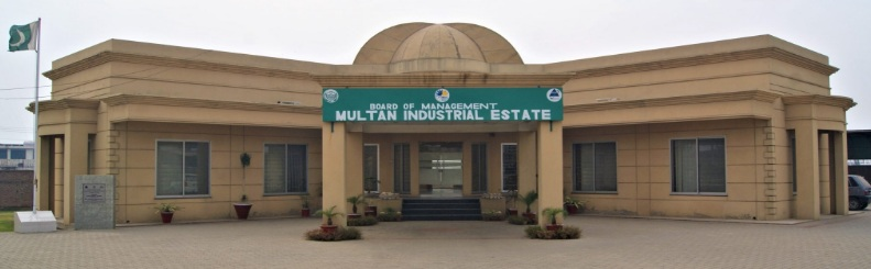Board of Management Multan Industrial Estate