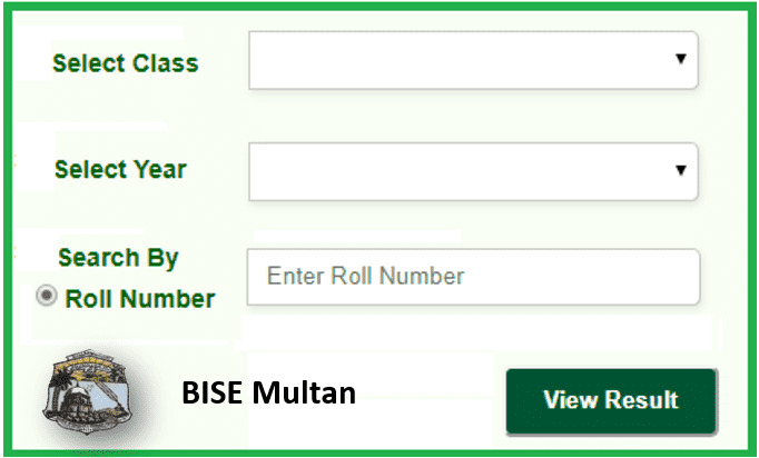 How to Search Multan Board Matric Result 2021 Online?