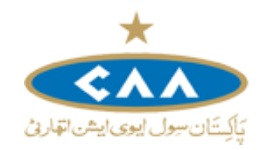 Pakistan Civil Aviation Authority (PCAA)