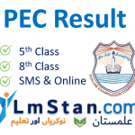 PEC Result 2021 Updated Punjab and BISE Board