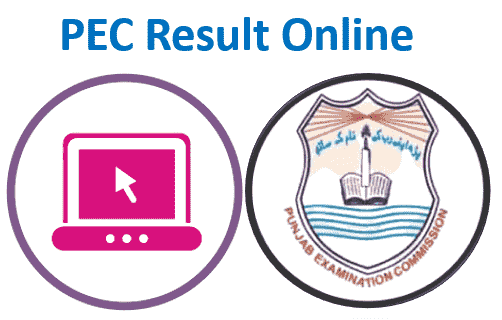 PEC Result 2021 8th Class and 5th Class