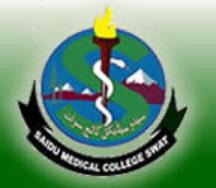 Saidu Medical College (SMC) Swat