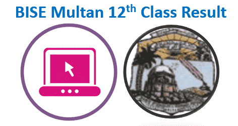 BISE Multan Board 12th Class Result 2021 (UPDATED)