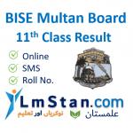 Multan Board 1st year Result 2021