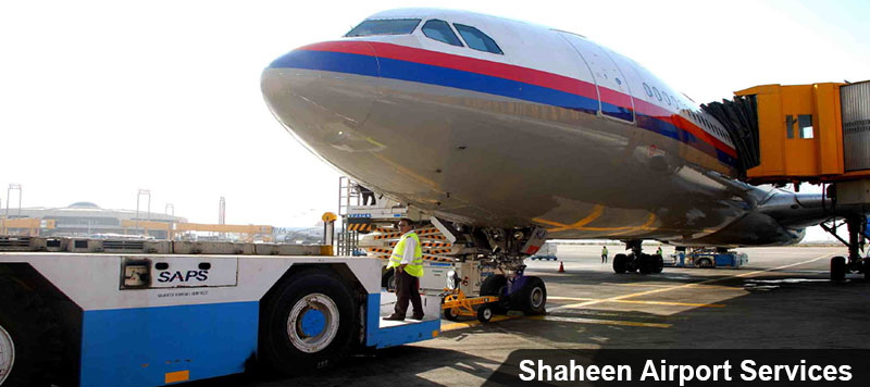 Shaheen Airport Services (SAPS)