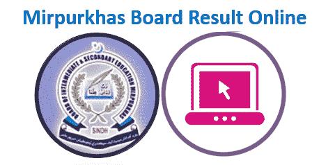 Mirpurkhas Board Result 2021@bisemirpurkhas.com