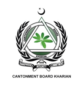 Cantonment Board Kharian