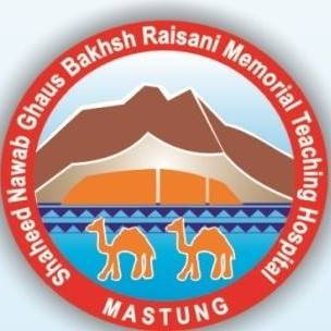 Shaheed Nawab Ghous Bakhsh Raisani Memorial Hospital Mastung (NSGBRM)