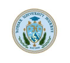Kohsar University Murree