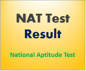 NAT Result 2021 Search By Roll Number Pakistan