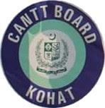 Cantonment Board Kohat